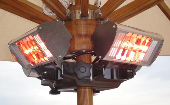 Parasol Heaters